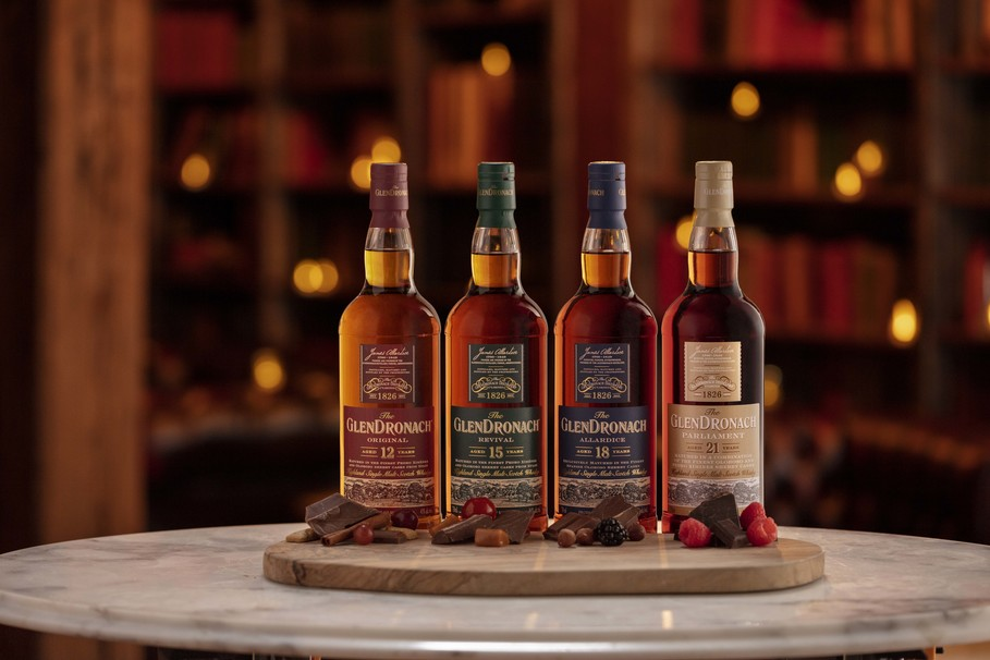 The GlenDronach Chocolate and Scotch Pairings For Valentine's Day