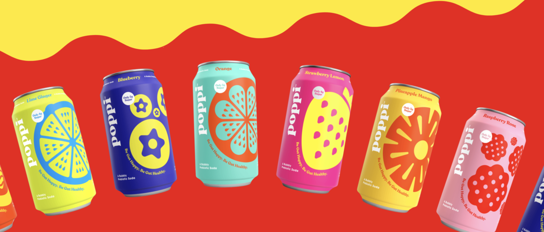 Poppi Soda Puts Gut Health First & It's Actually Delicious