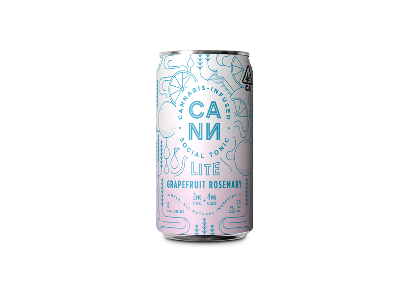 Get Relaxed With Cann Social Tonic
