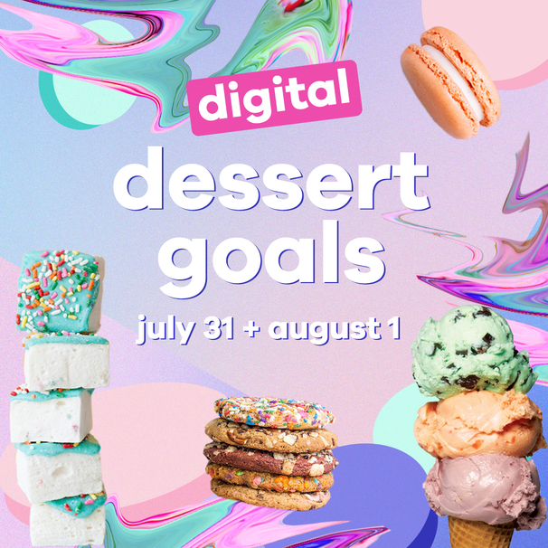 Digital Dessert Goals Is The Sweetest Virtual Festival Ever