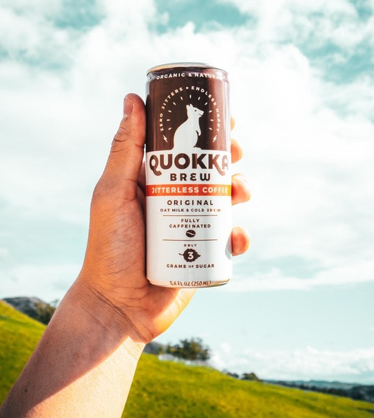 Quokka Brew Introduces New, Jitter-less Oat Milk Latte