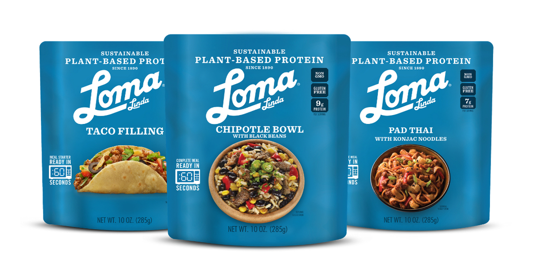 These 60 Second Meals From Loma Linda Are A Summer Must-Have