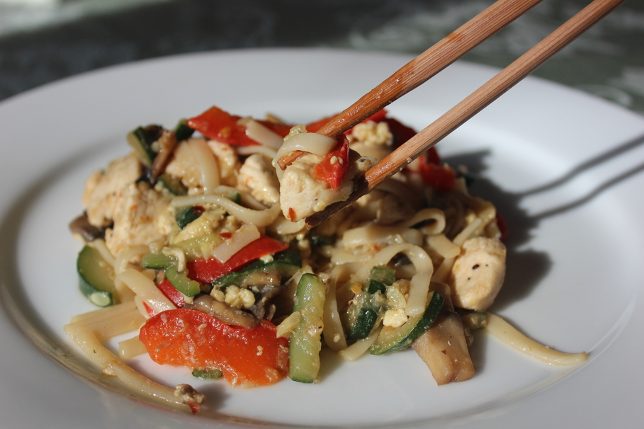 This Pad Thai Recipe Will Make You Think Twice About Ordering Takeout