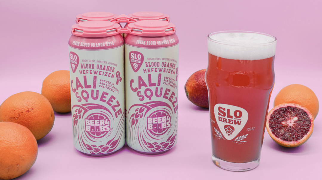 This California Brewery Is Raising Money For Breast Cancer Awareness