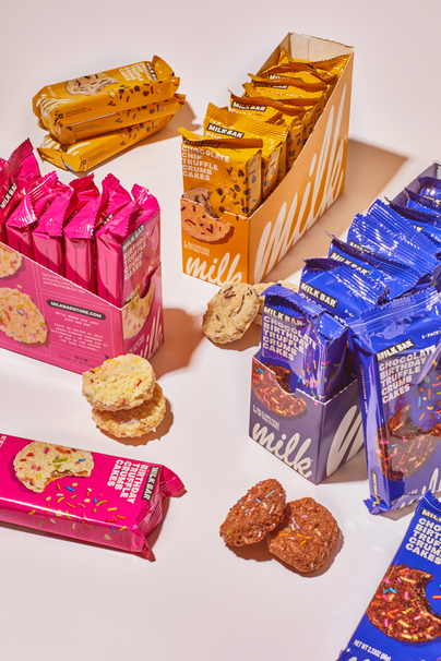 Milk Bar's Truffle Crumb Cakes And Cookies Now Available At Target