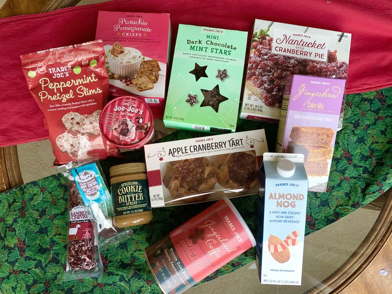15 Trader Joe's Holiday Items You Have To Get This Winter