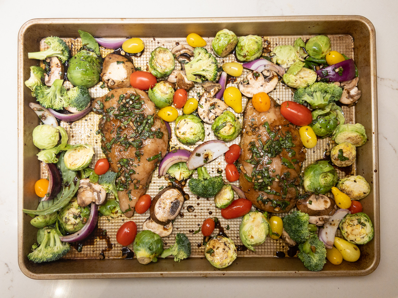 One-Pan Dinner Ideas For College Students