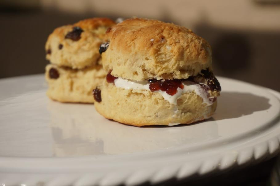 These Strawberry and Cream Scones Will Become Your New Favorite Scone Recipe