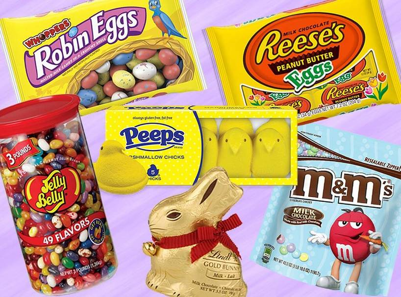 The Top 5 Best Easter Candies, Ranked