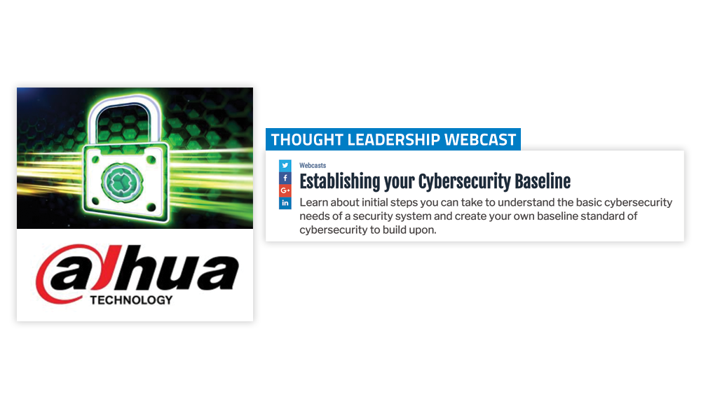 Security Sales & Integration Webcasts - Thought Leadership