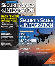 Security Sales & Integration Magazine Covers