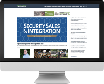 Security Sales & Integration Desktop