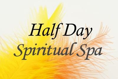 Half Day Spiritual Spa