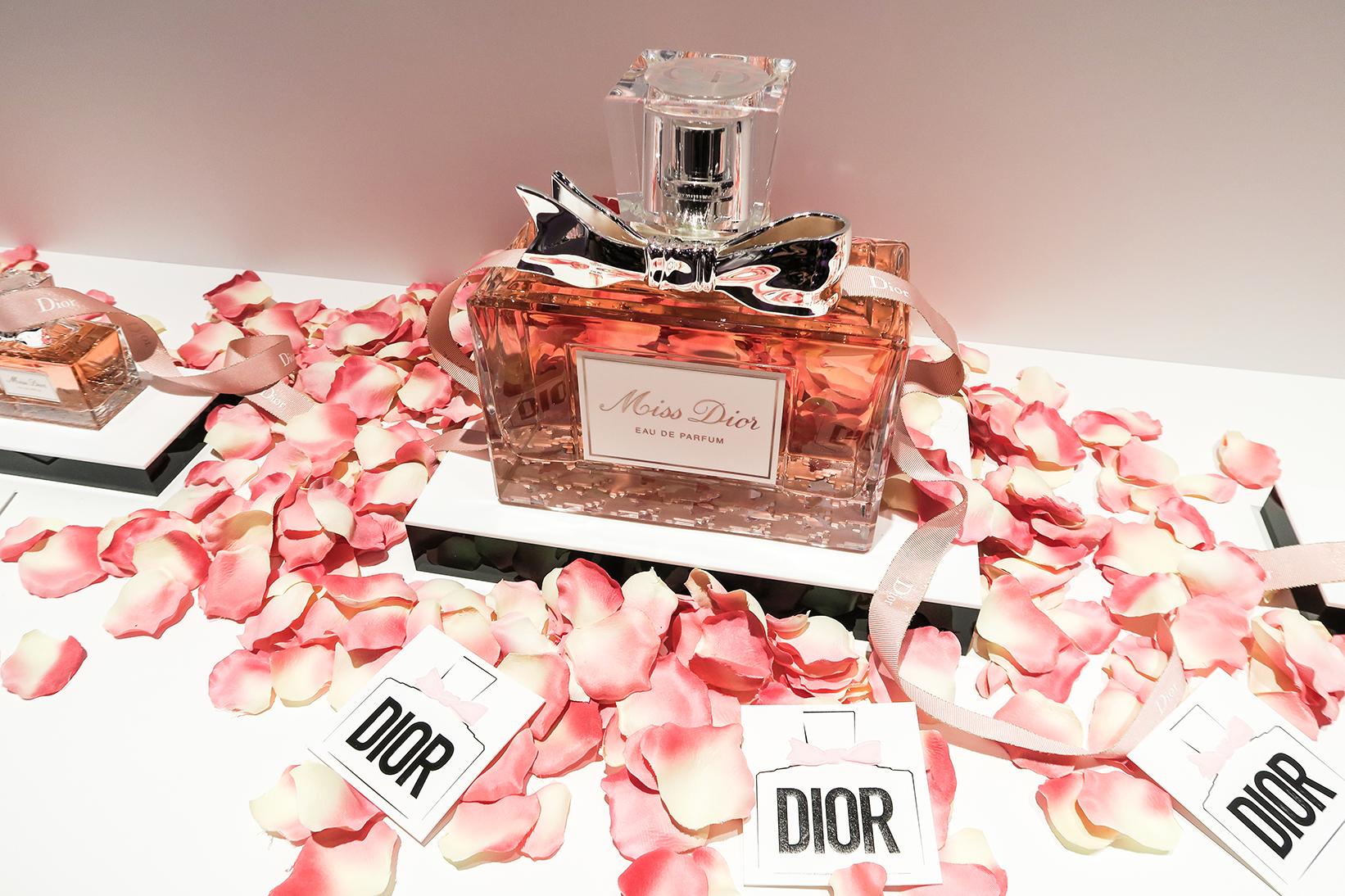 عطر Miss Dior الجديد تعبير خالص عن الحب
