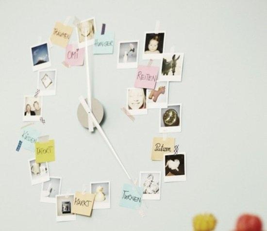 تصاميم مبتكرة و عصرية لاكسسوار الساعة الحائطية