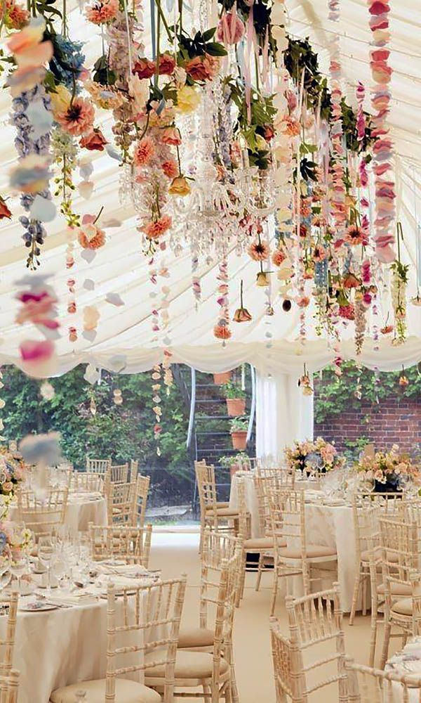 Flower garland wedding and Inexpensive valentines day ideas