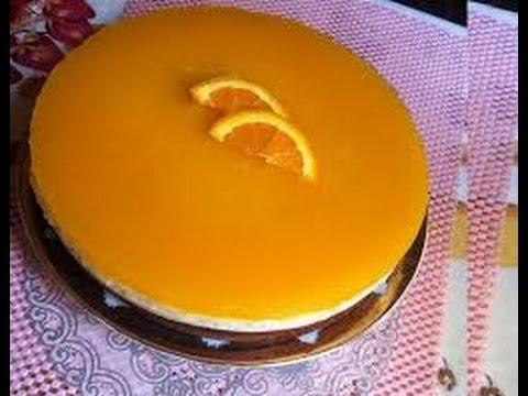 كيك الليمون بتلات طبقات
