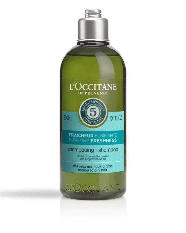 Shampooing Pure Fraîcheur - 300 ml - L'Occitane en Provence