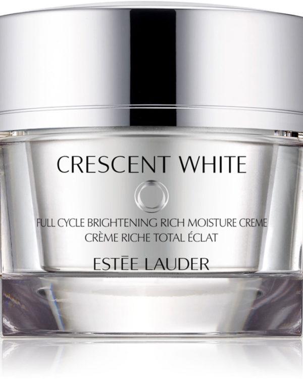 Crème hydratante Optimale Total éclat Crescent White d'Estée Lauder 50ml