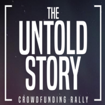 Untold Story Crowdfunding Rally