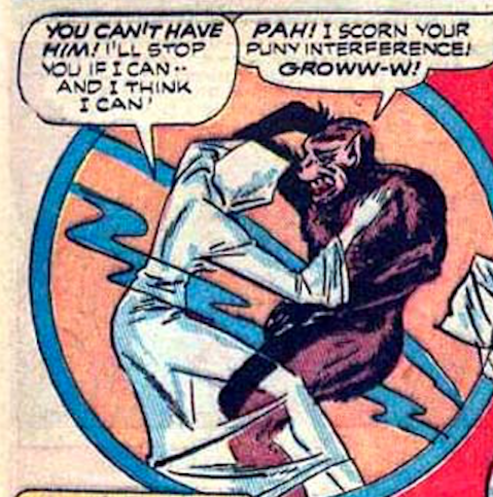 You Can Have Him: Her-POW! New Adventures Of Vintage Comic Book Heroines