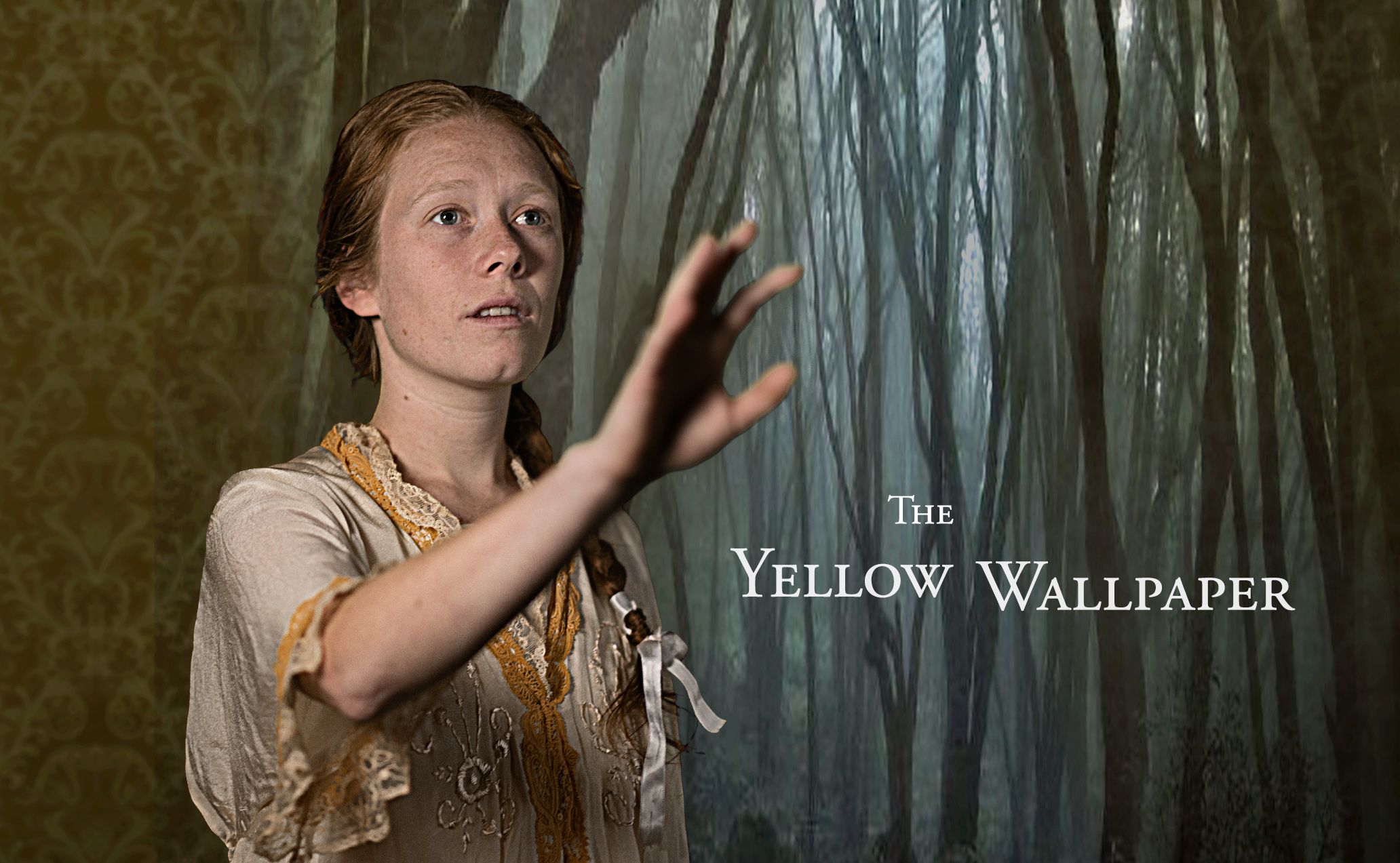 the yellow wallpaper feature film  seedspark httpswwwseedandsparkcomfundtheyellowwallpaperstory