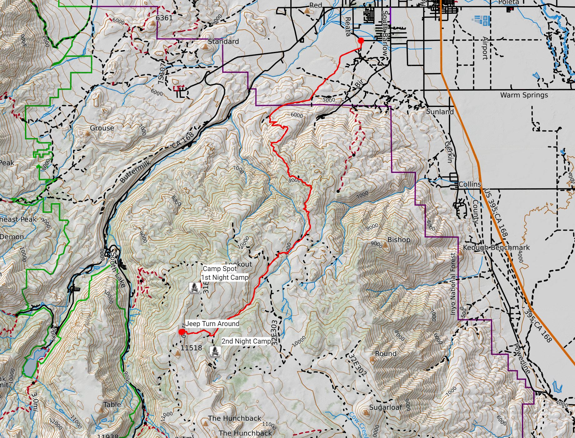 Picture of: Overlanding In Coyote Flats California Coyote Creek Trail Seek Adventure