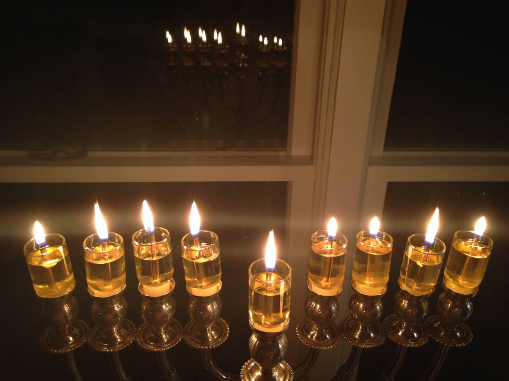 Logo for Chanukah and the Mishnah
