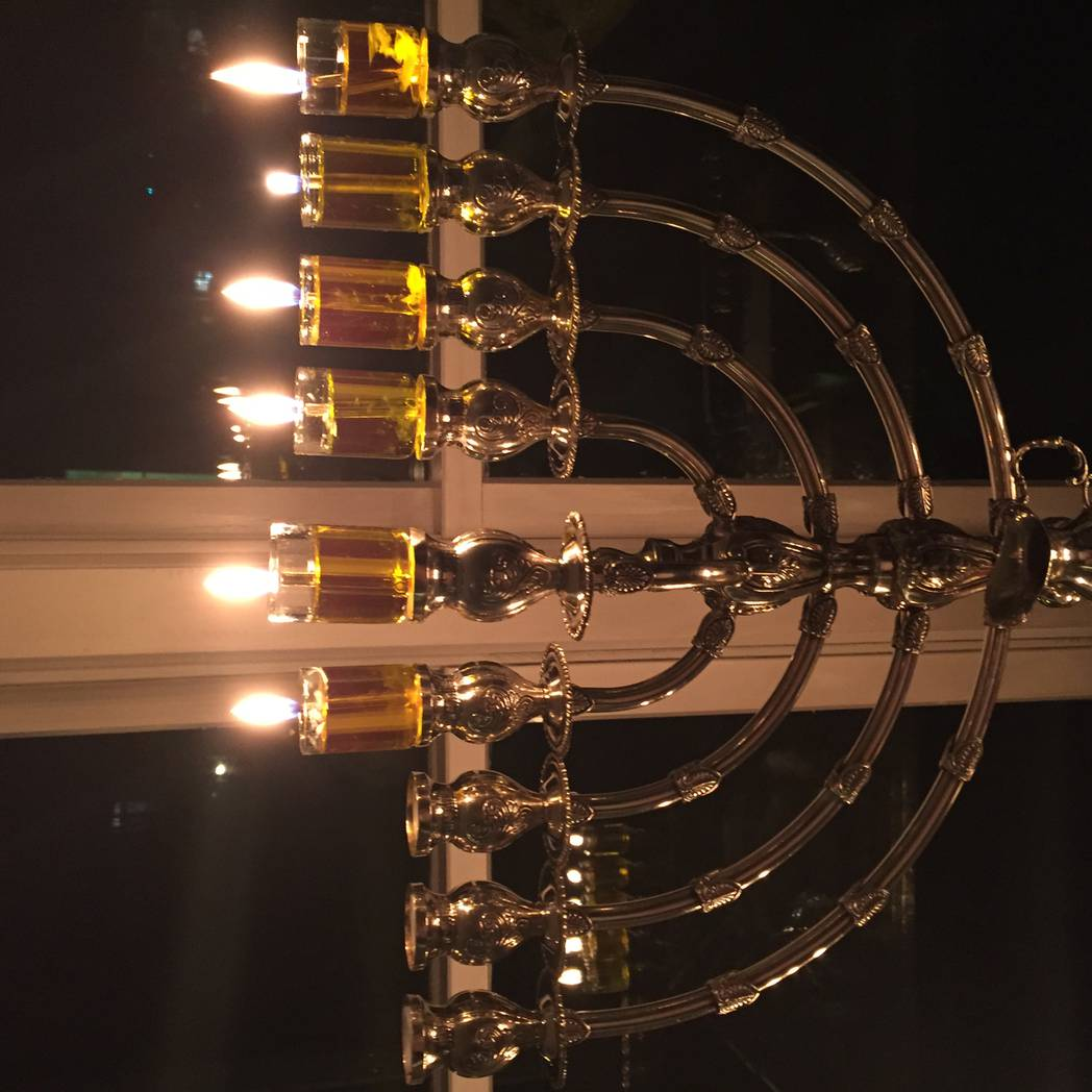 Chanukah and the Mishnah