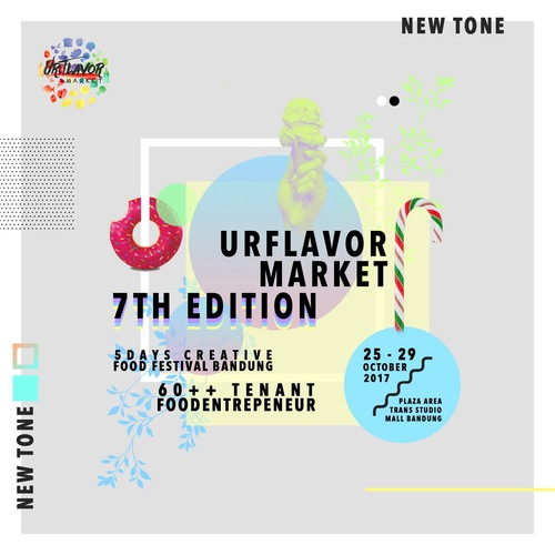 "Urflavor Market 7th Edition "" New Tone"""