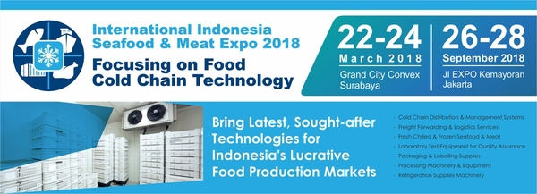 International Indonesia Seafood & Meat Conference and Expo