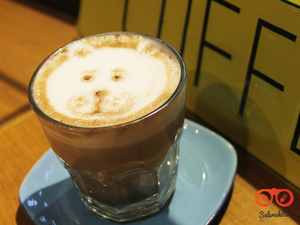 Thumb header hot choco