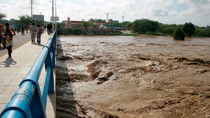 """Enfen: """"Puede darse"""" un Fenómeno El Niño moderado"""