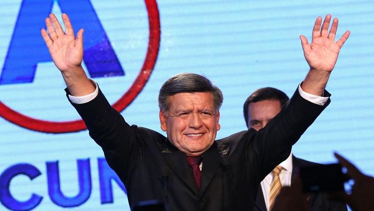 La carrera política de César Acuña