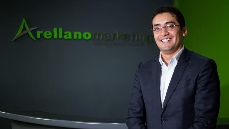 """Arellano Marketing: """"Proyectamos crecer 40% por expansión en consultorías"""""""