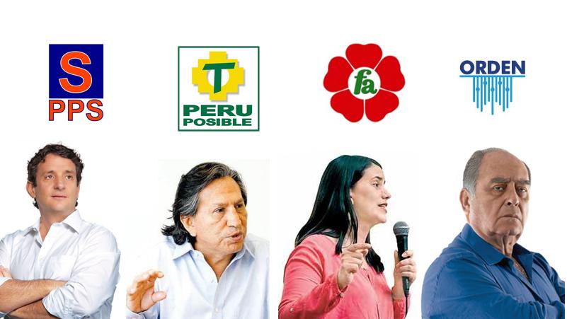 Elecciones 2016: partidos pequeños podrán mantener su inscripción