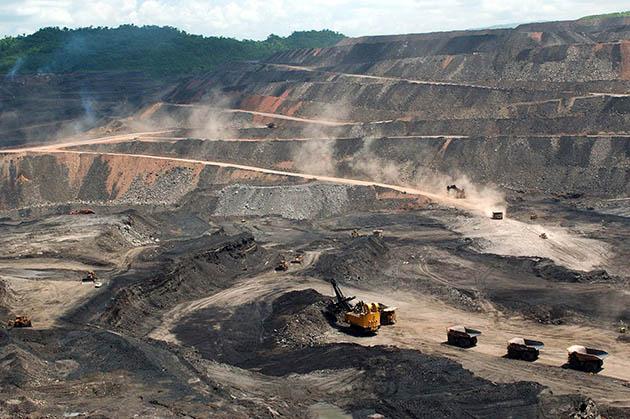 Más mineros que nunca