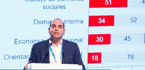 """Fernando Zavala: """"Necesitamos gente talentosa que cambie las instituciones"""""""