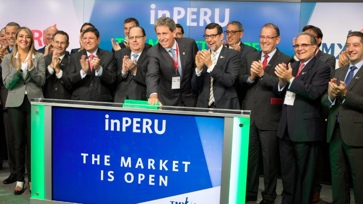 El gobierno ante inversionistas: el Perú resistirá a los shocks internos