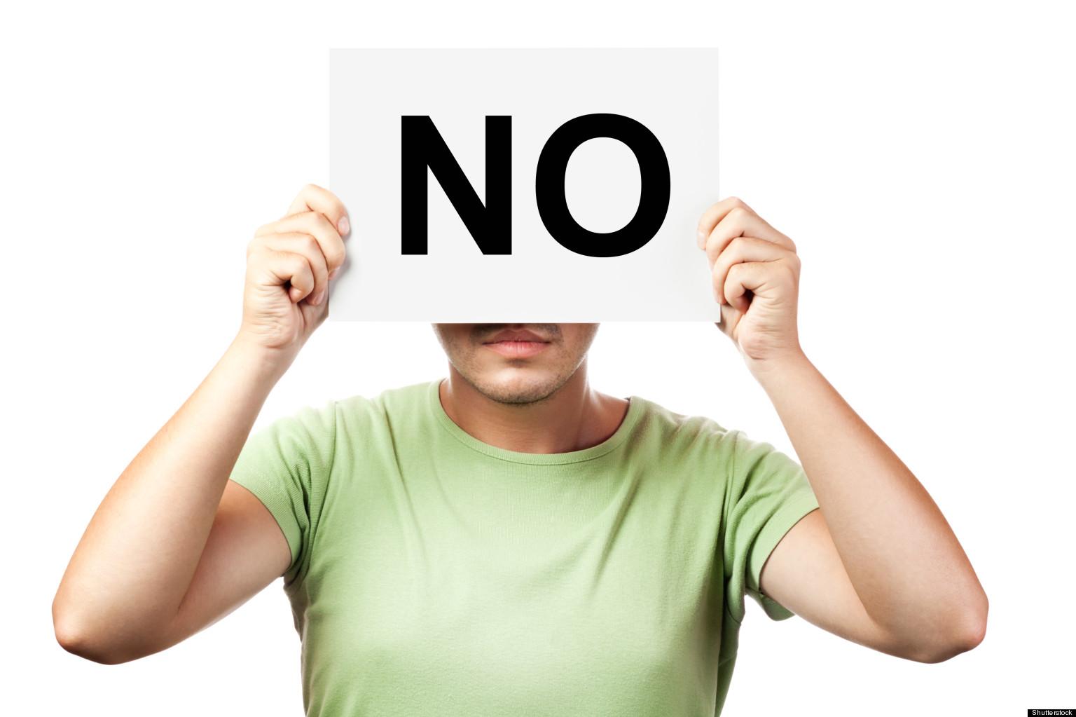 El 'no' es el nuevo 'sí': la respuesta de moda de la gente exitosa