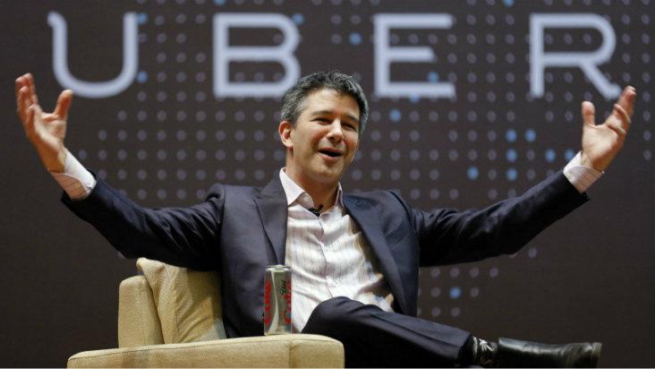 Uber: su agresiva cultura motivó la renuncia de su CEO