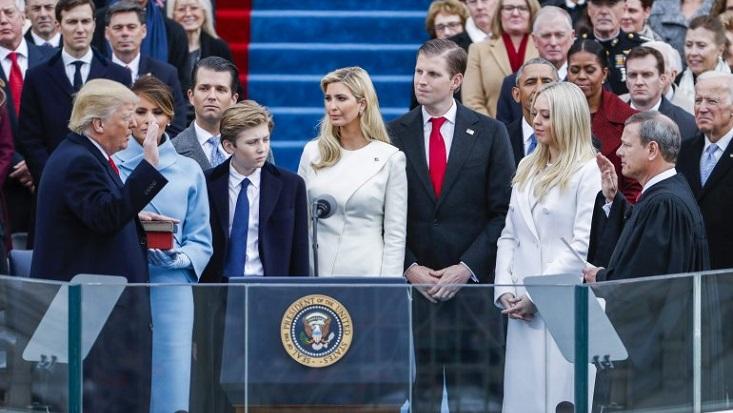 Estados Unidos: la profunda corrupción en la familia de Donald Trump
