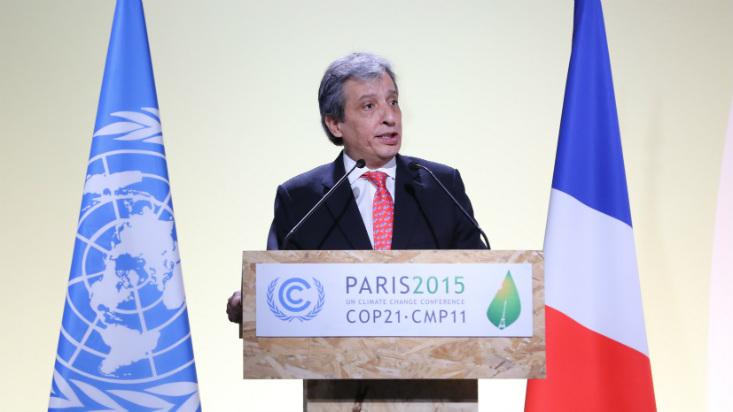 """Manuel Pulgar-Vidal: la negociación en la COP 21 es """"la más compleja del planeta"""""""