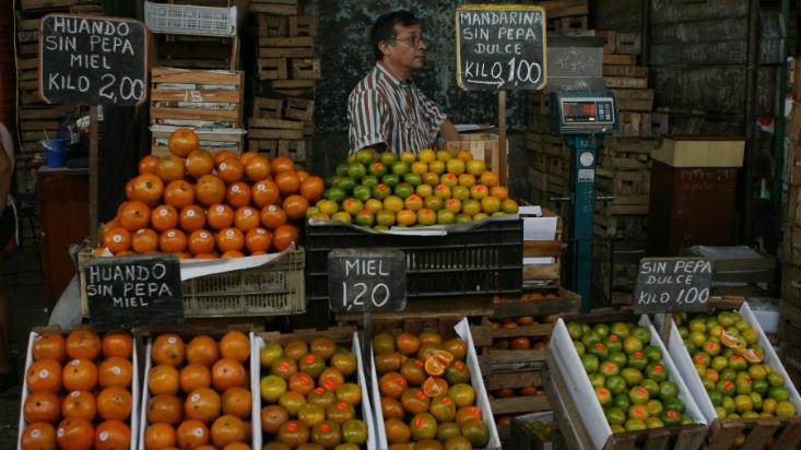 La inflación alcanzó en enero su mayor tasa anual en más de cuatro años