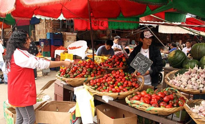 La inflación en Lima Metropolitana fue de 0.34% en noviembre, por encima de lo esperado