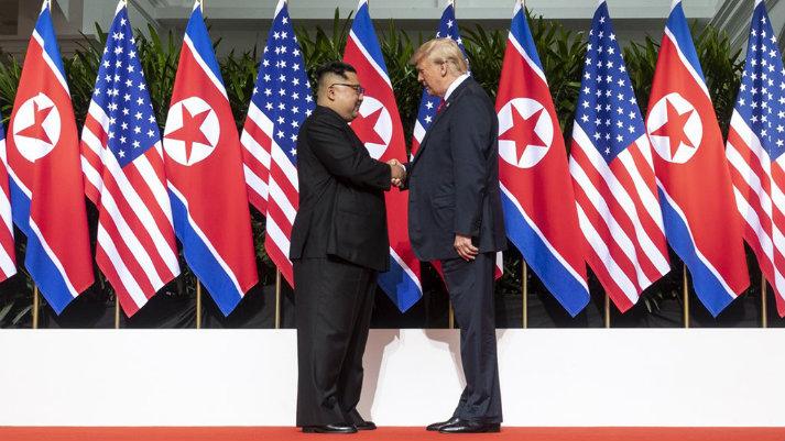 Cumbre de Singapur: Kim Jong-un supera tácticamente a Donald Trump