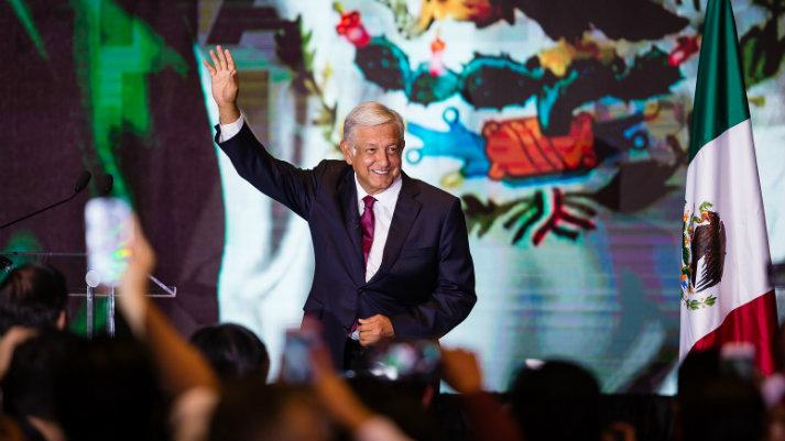 """Citibank sobre victoria de AMLO en México: """"El mercado le da el beneficio de la duda"""""""