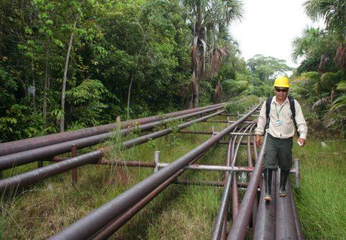 Oleoducto: nueva ruptura paraliza el 30% de la producción nacional de petróleo
