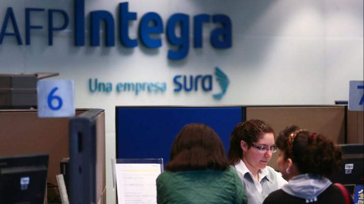 AFP Integra ganó cuarta licitación para nuevos afiliados