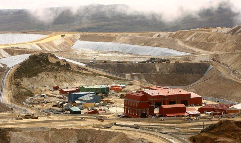 BCR: conflictos sociales fueron la principal causa de retrasos en proyectos mineros